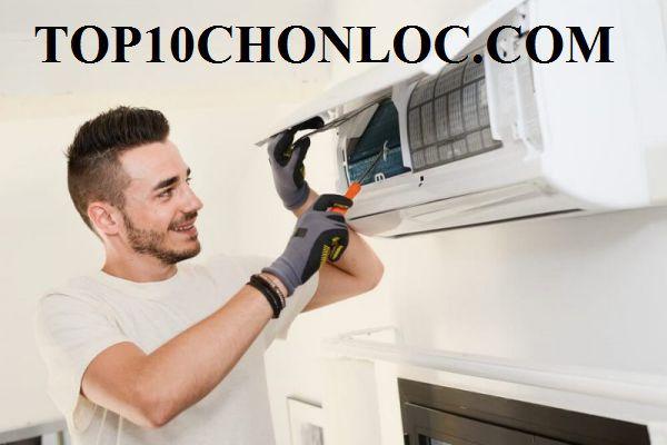 các đơn vị sửa máy lạnh uy tín
