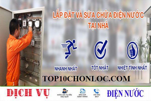 dịch vụ sửa chữa lắp đặt điện nước